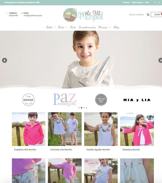 8c4fdcbd Tienda online moda infantil | Juan Carlos Bacete