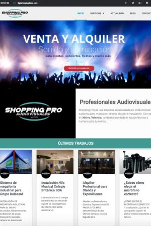 diseño-web-empresa-audiovisual-wordpress